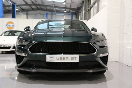 Ford Mustang Bullitt with a Great Specification 10