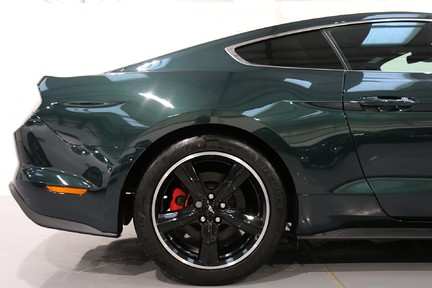 Ford Mustang Bullitt with a Great Specification 12