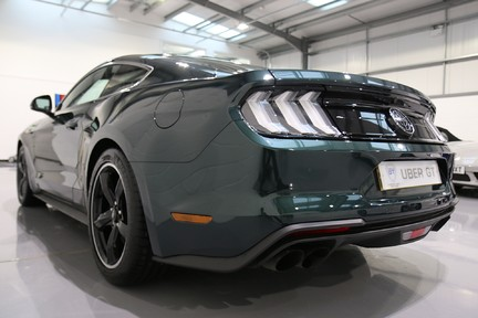 Ford Mustang Bullitt with a Great Specification 4