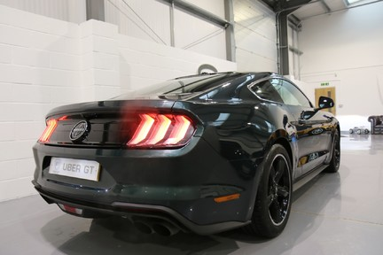 Ford Mustang Bullitt with a Great Specification 6