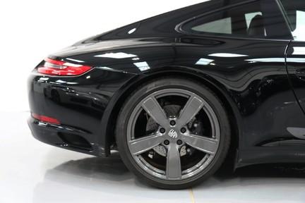 Porsche 911 Carrera T Manual - Amazing Drivers Car 10