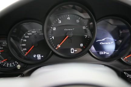 Porsche 911 Carrera T Manual - Amazing Drivers Car 27