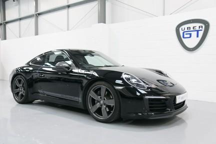 Porsche 911 Carrera T Manual - Amazing Drivers Car 3