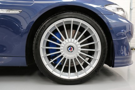 BMW Alpina B5 Bi-Turbo A Rare and Fabulous Alpina B5 Bi-Turbo with a Fantastic Specification 18