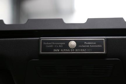 BMW Alpina B5 Bi-Turbo A Rare and Fabulous Alpina B5 Bi-Turbo with a Fantastic Specification 20