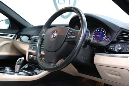 BMW Alpina B5 Bi-Turbo A Rare and Fabulous Alpina B5 Bi-Turbo with a Fantastic Specification 7