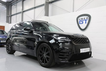 Land Rover Range Rover Velar R-Dynamic HSE with a Huge Specification 3