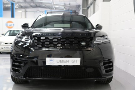Land Rover Range Rover Velar R-Dynamic HSE with a Huge Specification 9