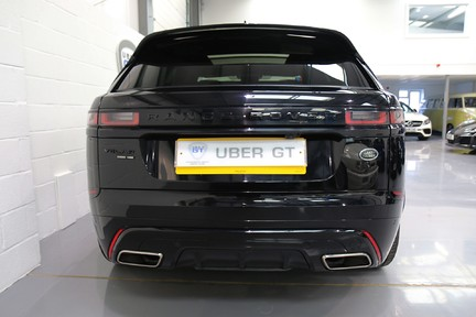 Land Rover Range Rover Velar R-Dynamic HSE with a Huge Specification 7