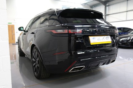 Land Rover Range Rover Velar R-Dynamic HSE with a Huge Specification 4