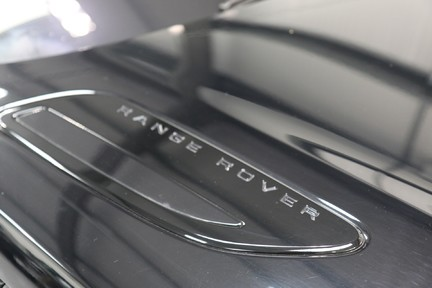 Land Rover Range Rover Velar R-Dynamic HSE with a Huge Specification 11