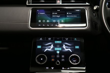 Land Rover Range Rover Velar R-Dynamic HSE with a Huge Specification 18