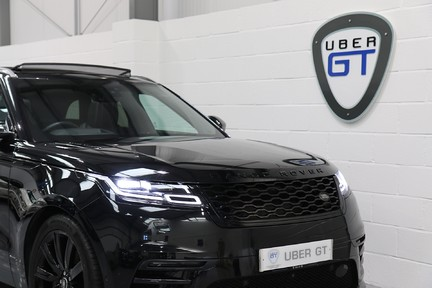 Land Rover Range Rover Velar R-Dynamic HSE with a Huge Specification 35