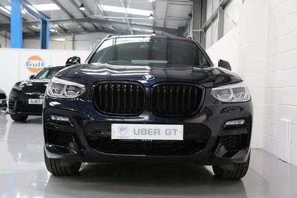 BMW X3 M40i with a Wonderful Specification 9