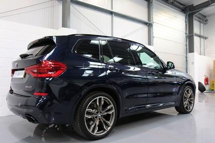 BMW X3 M40i with a Wonderful Specification 6