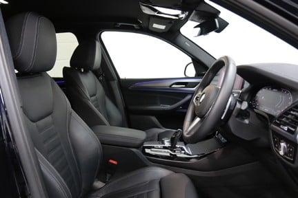 BMW X3 M40i with a Wonderful Specification 16
