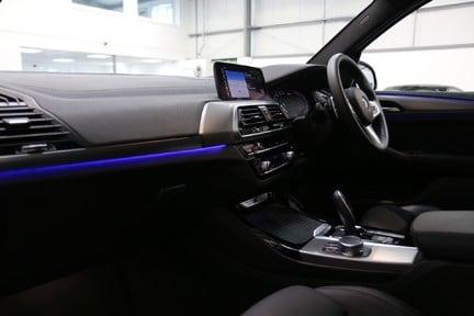 BMW X3 M40i with a Wonderful Specification 5