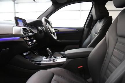 BMW X3 M40i with a Wonderful Specification 26