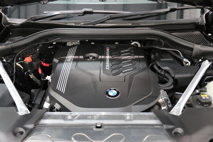 BMW X3 M40i with a Wonderful Specification 29