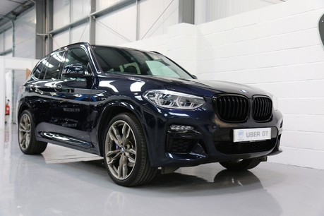 BMW X3 M40i with a Wonderful Specification Specification