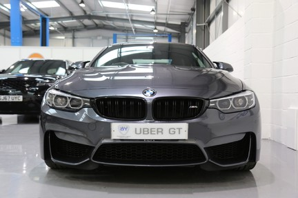 BMW M4 Competition - 1 Owner & Extremely Rare 8