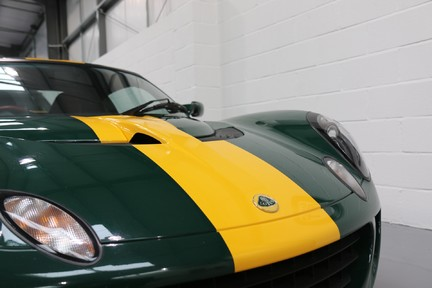 Lotus Elise SC Type 25 Jim Clark Edition 14