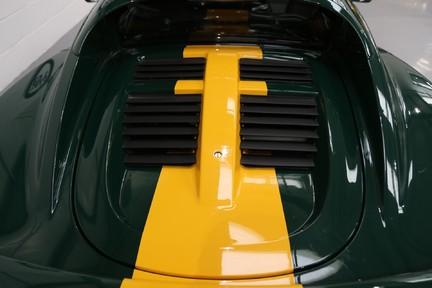 Lotus Elise SC Type 25 Jim Clark Edition 20