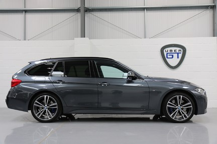 BMW 3 Series 335d xDrive M Sport Touring with A Great Specification 1