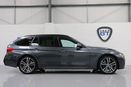 BMW 3 Series 335d xDrive M Sport Touring with A Great Specification