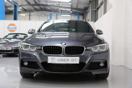BMW 3 Series 335d xDrive M Sport Touring with A Great Specification 8