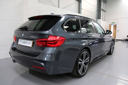 BMW 3 Series 335d xDrive M Sport Touring with A Great Specification 6