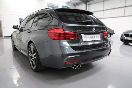 BMW 3 Series 335d xDrive M Sport Touring with A Great Specification 4