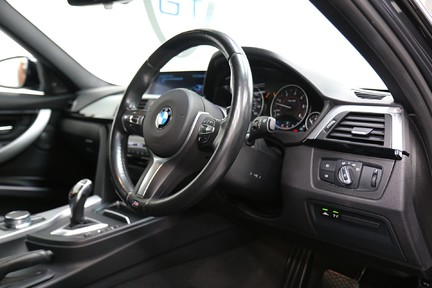BMW 3 Series 335d xDrive M Sport Touring with A Great Specification 7