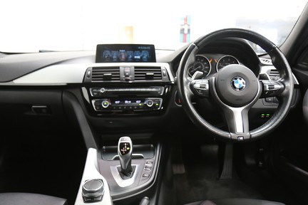 BMW 3 Series 335d xDrive M Sport Touring with A Great Specification 19