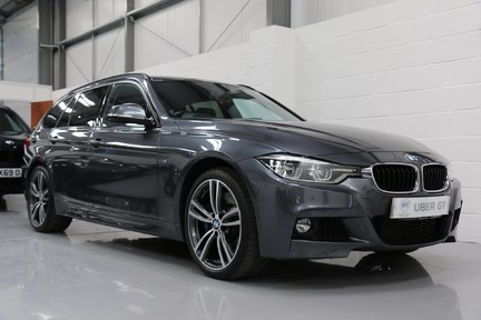 BMW 3 Series 335d xDrive M Sport Touring with A Great Specification 3