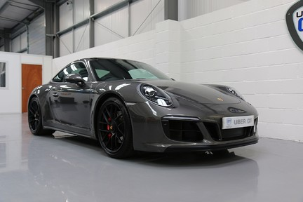 Porsche 911 Carrera GTS with Huge Spec and Just Serviced 3