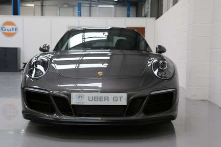 Porsche 911 Carrera GTS with Huge Spec and Just Serviced 8