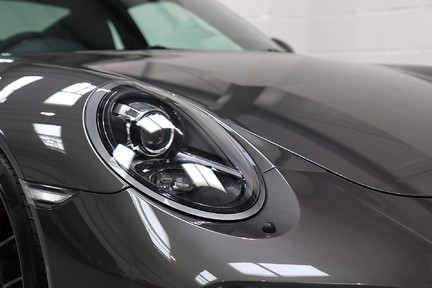 Porsche 911 Carrera GTS with Huge Spec and Just Serviced 24