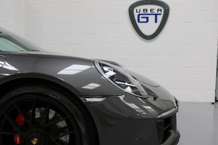Porsche 911 Carrera GTS with Huge Spec and Just Serviced 11