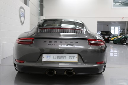 Porsche 911 Carrera GTS with Huge Spec and Just Serviced 10