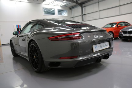 Porsche 911 Carrera GTS with Huge Spec and Just Serviced 4