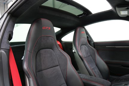 Porsche 911 Carrera GTS with Huge Spec and Just Serviced 21