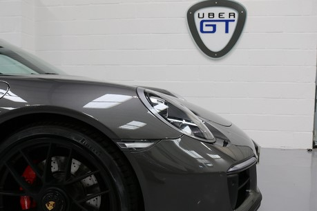 Porsche 911 Carrera GTS with Huge Spec and Just Serviced Service History