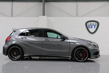 Mercedes-Benz A Class A 45 AMG 4MATIC Brabus with an Ultimate Specification