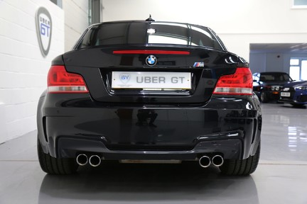 BMW 1 Series 1M Coupe - Low Mileage with FBMWSH 9