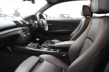 BMW 1 Series 1M Coupe - Low Mileage with FBMWSH 8