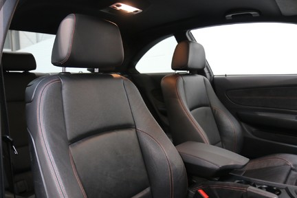 BMW 1 Series 1M Coupe - Low Mileage with FBMWSH 17