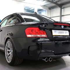 BMW 1 Series 1M Coupe - Low Mileage with FBMWSH 1