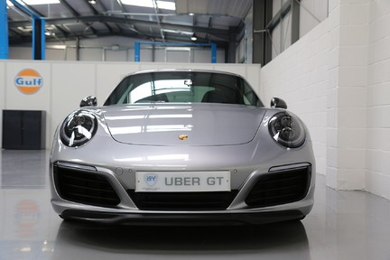 Porsche 911 Carrera T PDK Coupe with 918 Carbon Bucket Seats 8