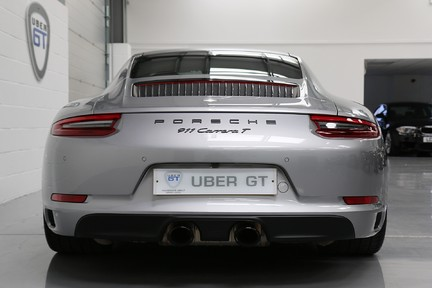 Porsche 911 Carrera T PDK Coupe with 918 Carbon Bucket Seats 10
